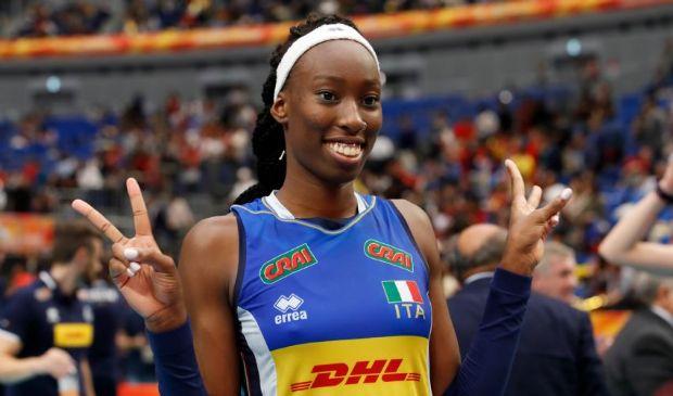 Olimpiadi Tokyo 2021, polemica su Paola Egonu portabandiera azzurra
