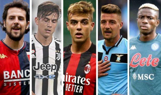 Top&Flop giocatori: chi vince e chi perde nella sesta giornata Serie A