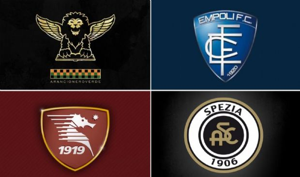 Venezia, Empoli, Spezia e Salernitana si giocano il girone salvezza