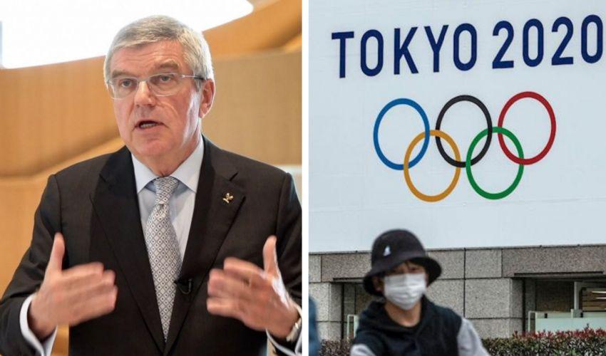 """Olimpiadi, lo spettro dei contagi. Ma Bach conferma: """"Nessun rinvio"""""""