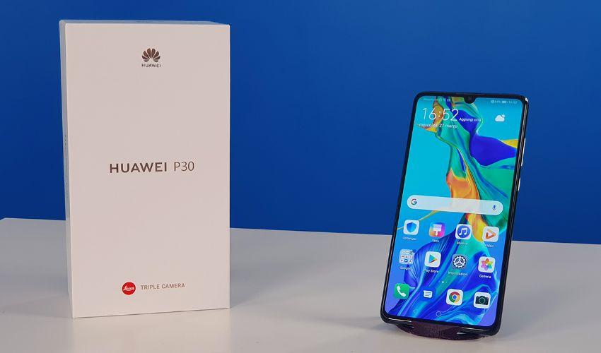 Costo Huawei P30: prezzo, caratteristiche e scheda tecnica