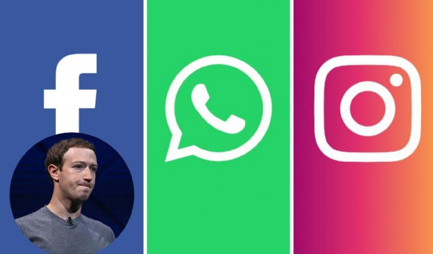 WhatsApp, Facebook e Instagram in down, Zuckerberg chiede scusa