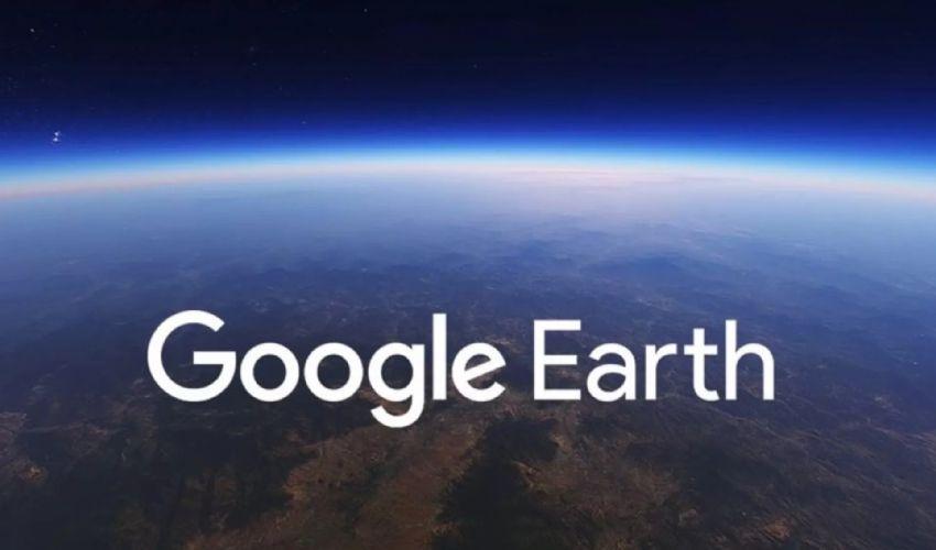 Google Earth, come viaggiare nel tempo con la funzione Timelapse
