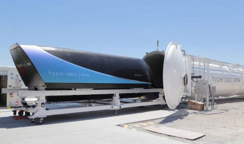 Hyperloop 2020: cos'è come funziona treno supersonico Dubai 1200 Km/h