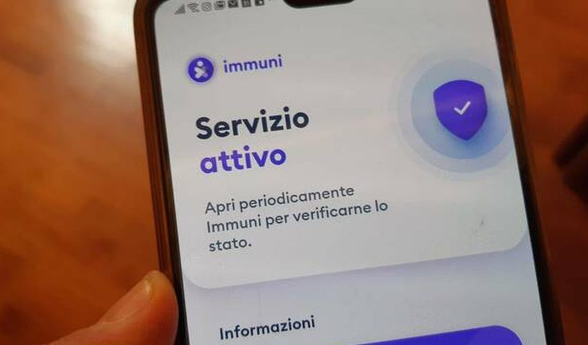 Immuni: come scaricare l'app di contact tracing Covid