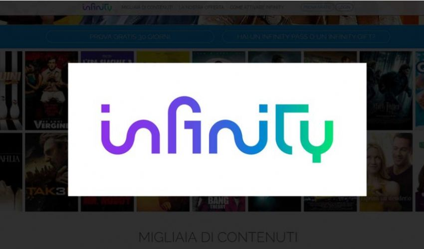 Infinity TV lo streaming di Mediaset: Come vedere Infinity ...