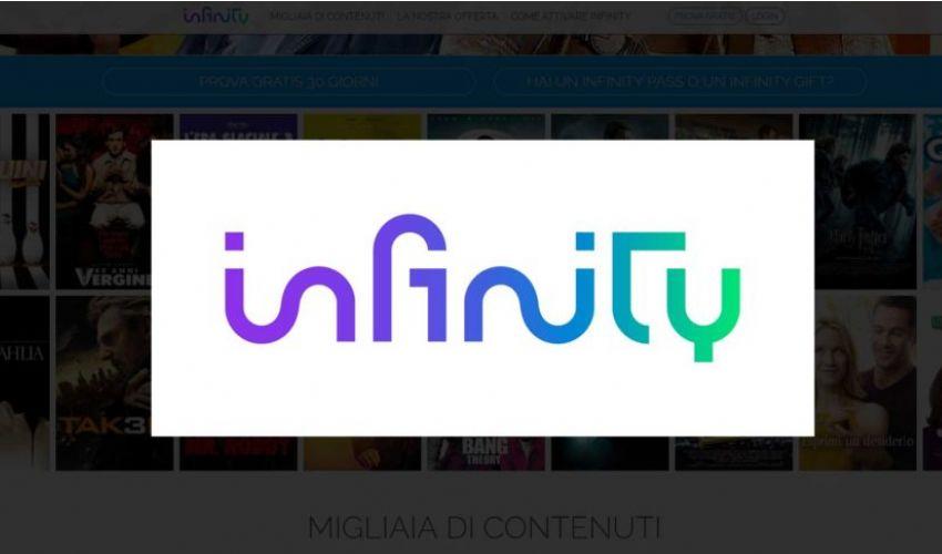 Infinity 2020: costo abbonamento, cos'è come funziona catalogo, prezzi