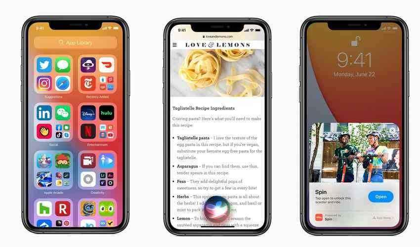 iOS 14 Apple: funzioni, quando esce, tutte le novità