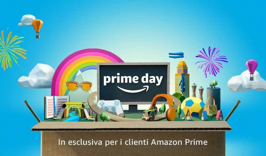 Amazon Prime Day 2020 Italia: 13 e 14 ottobre, cos'è e come funziona