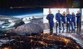 Chi sono i 3 italiani del volo suborbitale della Virgin di Branson
