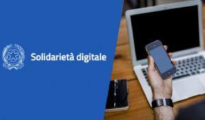 Solidarietà digitale: cos'è e come funziona, servizi, intrattenimento