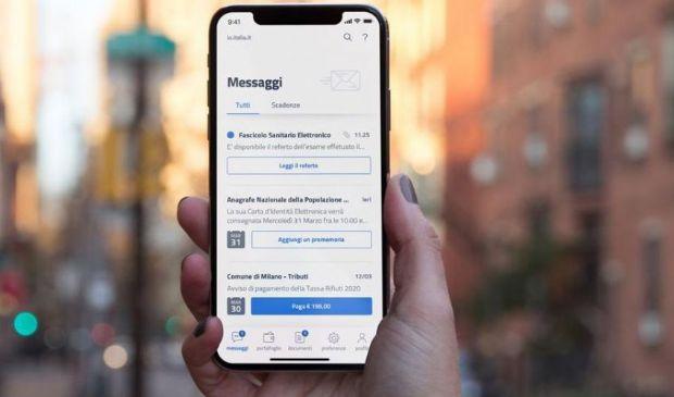 App IO: come funziona e a cosa serve, bonus cashback e super cashback