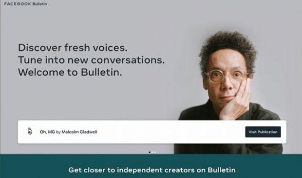 Cos'è Bulletin, la newsletter di Facebook. Novità anche da Instagram