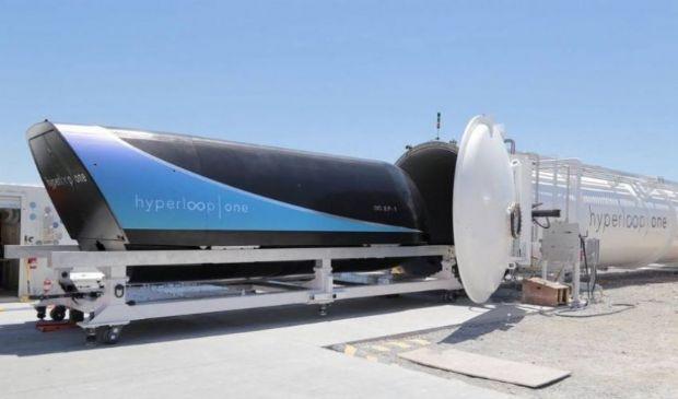 Hyperloop 2020: cos'è come funziona treno supersonico Dubai 1200 Km/h