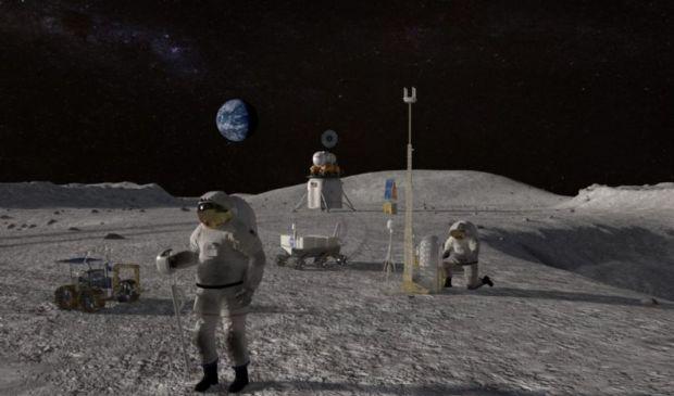 """Così si vivrà sulla Luna in 16 """"rifugi"""" (che """"parlano"""" anche italiano)"""
