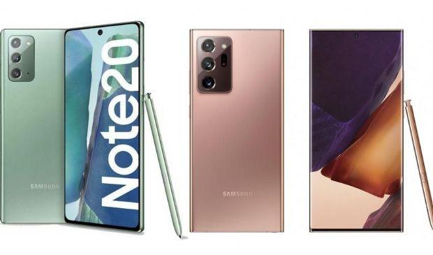 Samsung Galaxy Note 20: prezzo, quando esce, caratteristiche e colori