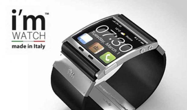 SmartWatch italiano i'm Watch e Sony costo, recensione e funzioni