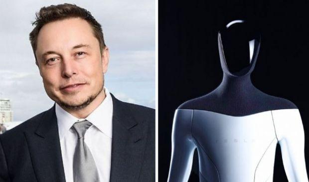 Tesla Bot, Elon Musk lancia il primo robot umanoide per il lavoro