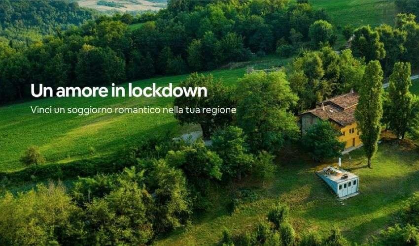 Airbnb San Valentino 2021: come partecipare e vincere una fuga d'amore