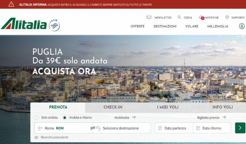 Alitalia, i biglietti venduti non saranno utilizzabili su Ita