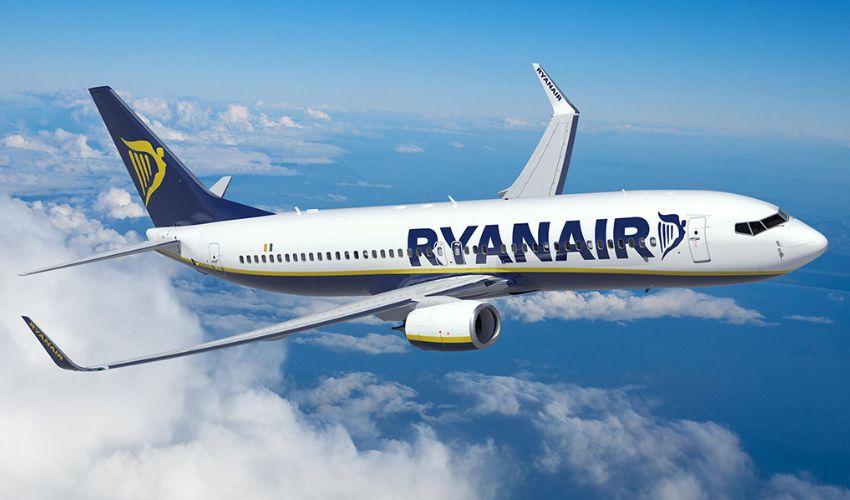 Ryanair, traffico a livelli pre-Covid nel 2022. Nuove rotte da Roma