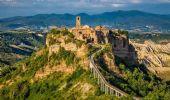 Civita di Bagnoregio, in Tuscia, candidata Patrimonio mondiale UNESCO