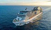 Ripartono le crociere, MSC Grandiosa la prima nave salpata da Genova