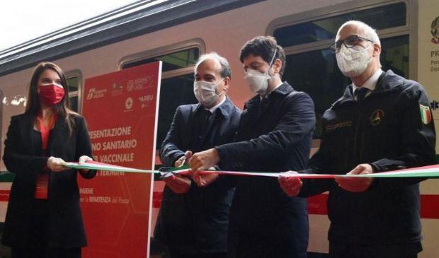Treni Covid-free: pronti i due Frecciarossa sulla Roma-Milano