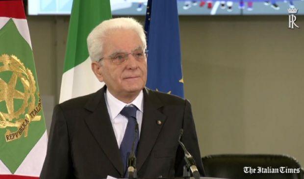 """Morte Falcone, Mattarella: """"O si sta contro mafia o si è complici"""""""
