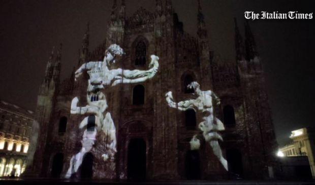 """Capodanno 2021: """"Pensieri illuminati"""" Duomo di Milano il 31 dicembre"""