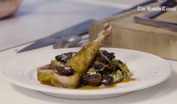 Cucina: nuovi talent in Acadèmia, la Masterclass italiana online