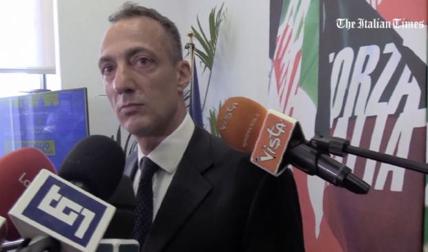 De Vito lascia il M5s per Forza Italia ma non si dimette da presidente