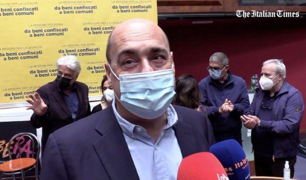 """Emergenza rifiuti, Zingaretti: """"A Roma situazione drammatica"""""""