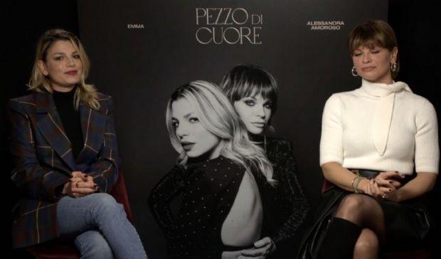 """Emma e Alessandra """"Pezzo di cuore"""", pronte a cantarlo a Sanremo 2021"""