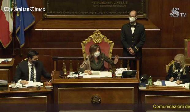 Fiducia Governo, il Var riammette i senatori Ciampolillo e Nencini