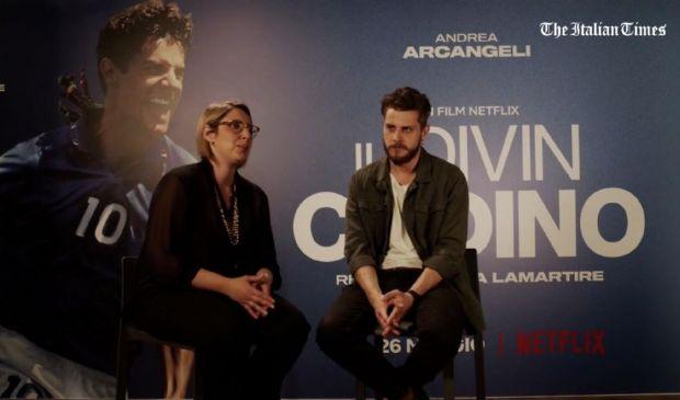 """""""Il Divin Codino"""" la storia di Baggio in un film di Netflix."""