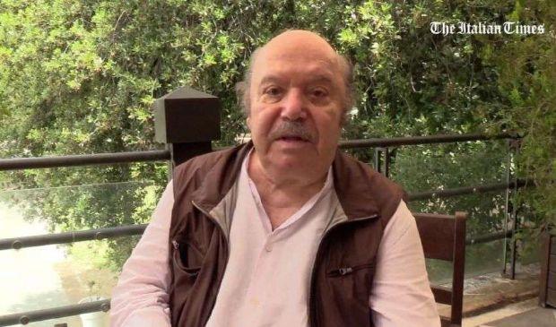 """Italia-Svizzera, Lino Banfi: """"Approfittiamo dei buchi nel formaggio"""""""