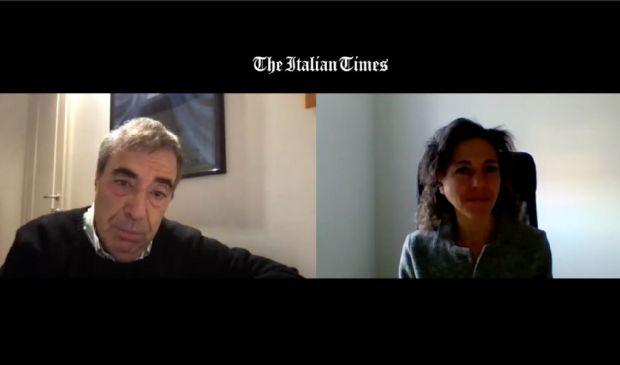 """Intervista a Massimo Ciccozzi: """"Sì al lockdown, ma più vaccini"""""""