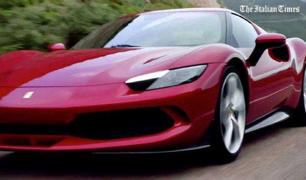 Nuova Ferrari 296GTB: ibrida e velocissima 2.9 secondi da 0 a 100 km/h