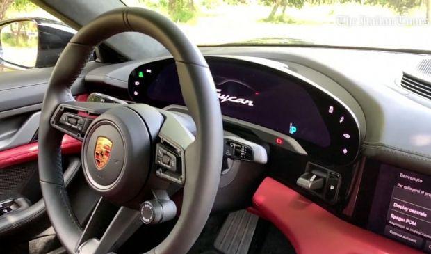 Porsche Taycan Turbo S, prova su strada: accelerazione e prestazioni
