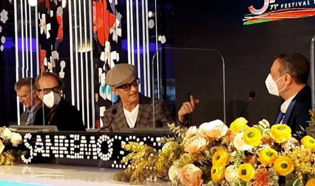 """Sanremo 2021, Fiorello: """"Sì a Irama in video, è un'idea meravigliosa"""""""