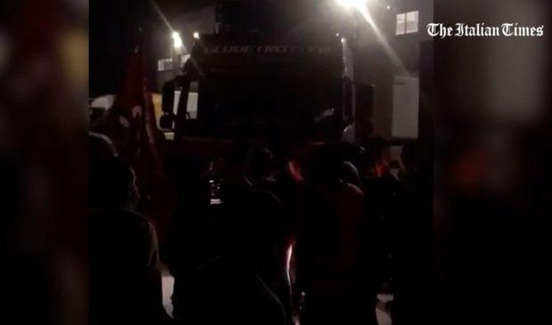 Scontri al presidio SI Cobas nel Lodigiano: spunta un nuovo video