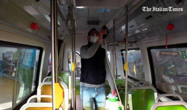 Covid, un metodo sanifica gli scuolabus per anni ma il governo dice no