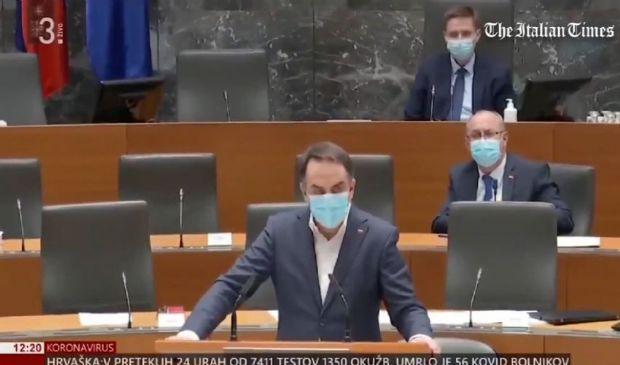 Terremoto in Croazia, la forte scossa avvertita al Parlamento sloveno