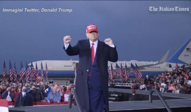 Trump pubblica video con tutti i suoi balletti prima dell'election day